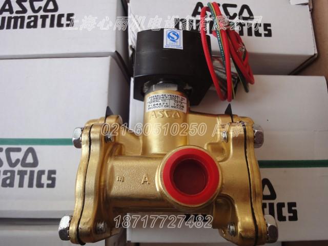 美国asco电磁阀scg551a018ms特价现货图片